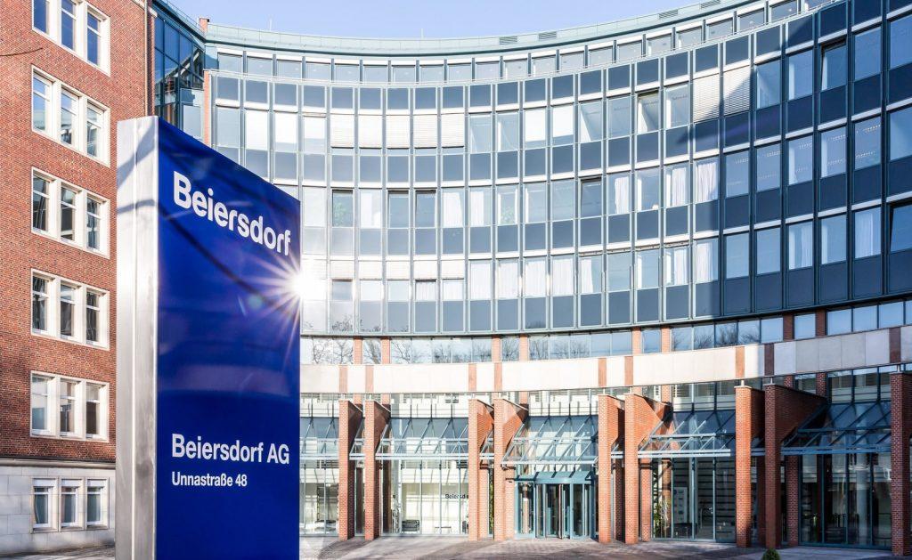 Beiersdorf Hamburg Sitz Unternehmenssitz Headquarters Office