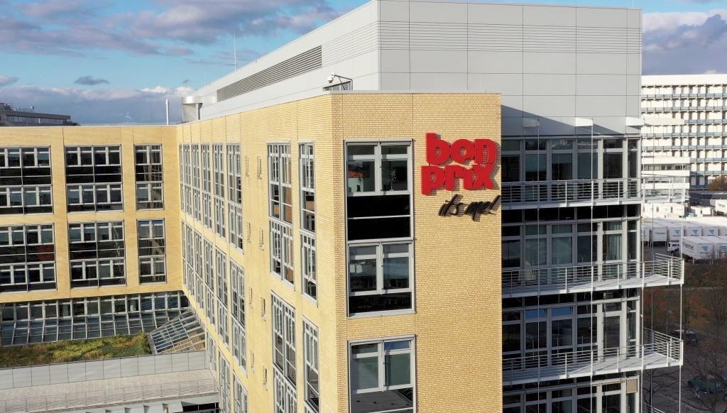 bonprix Hamburg Sitz Unternehmenssitz Headquarters Office