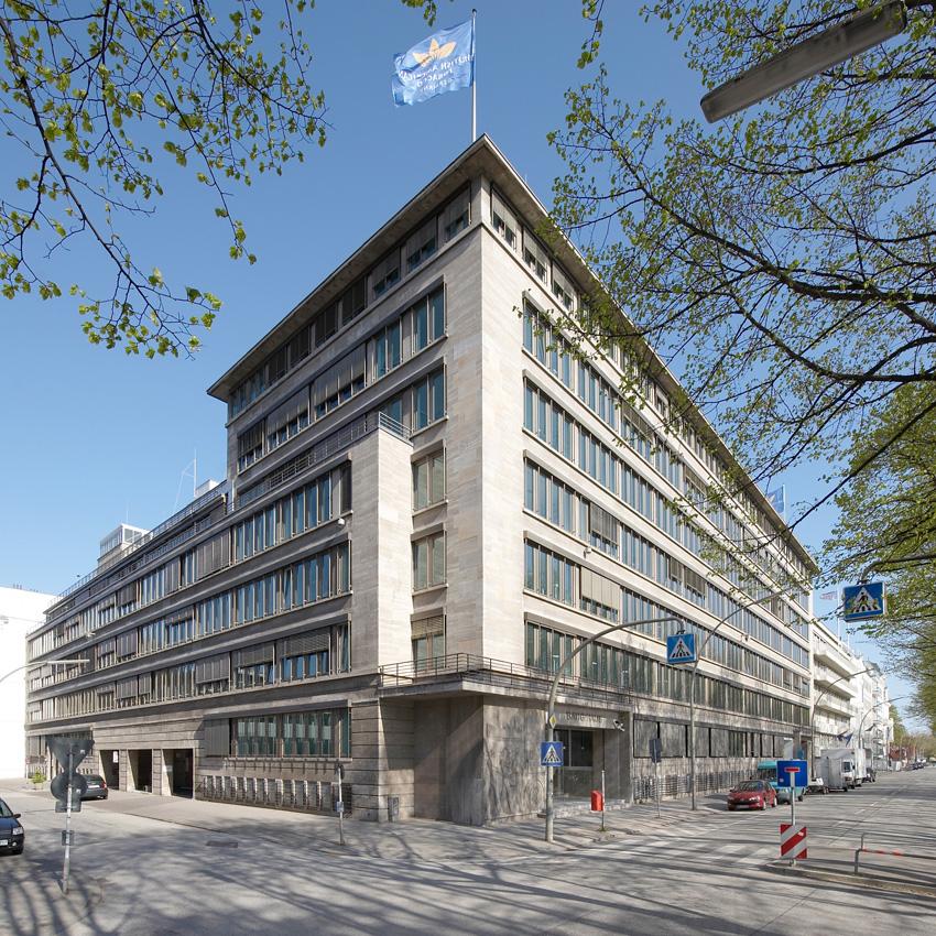 British American Tobacco BAT Hamburg Sitz Unternehmenssitz Headquarters Office
