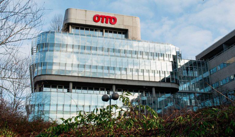Otto Hamburg Sitz Unternehmenssitz Headquarters Office