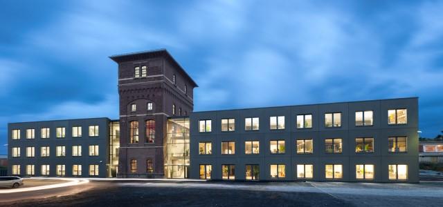 P3 Sitz Unternehmenssitz Headquarters Office