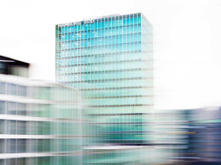 Hamburg Süd Hamburg Sitz Unternehmenssitz Headquarters Office